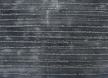 Soldering pattern on gray grunge surface Royalty Free Stock Photo