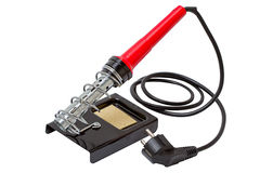 Soldering Station Royalty Free Stock Photos