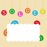 Soldes Royalty Free Stock Image