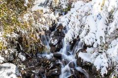 Soldeu, Canillo, Andorra royalty-vrije stock foto's