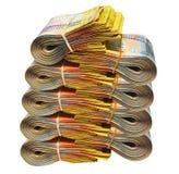 Soldi australiani Fotografie Stock Libere da Diritti