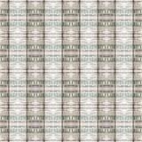 Soldi; Banconote in dollari Fotografie Stock