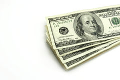 Soldi dei contanti Immagine Stock