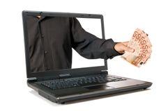 Soldi dei soldi dei soldi! Fotografia Stock Libera da Diritti