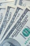 Soldi del dollaro Fotografie Stock