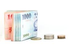 Soldi di Yen giapponesi Immagine Stock Libera da Diritti