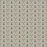 Soldi, dollari Fotografia Stock
