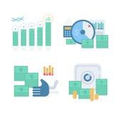 Soldi e concetto di finanza Fotografia Stock
