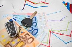 Soldi e finanza. fotografie stock libere da diritti