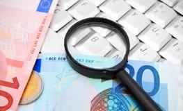 Soldi e finanza. fotografia stock libera da diritti