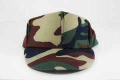 Soldier cap Stock Images
