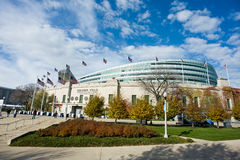 Soldier Field Royalty Free Stock Images