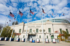 Soldier Field Stock Image