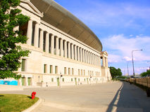 Soldier Field Chicago Illinois Stock Photo