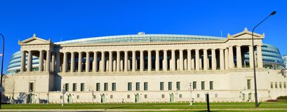 Soldier Field Royalty Free Stock Image