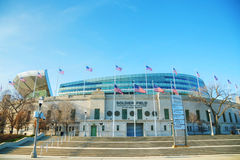 Soldier Field stadium in Chicago Stock Photo