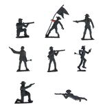 Soldier Figurines Royalty Free Stock Image
