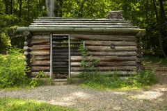 Soldier Hut stock photography