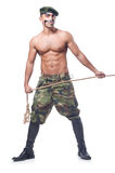 Soldier Royalty Free Stock Photography