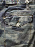 Soldier jeans Royalty Free Stock Image