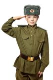 The soldier Stock Images
