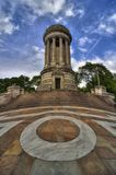 Soldier and sailor monument Royalty Free Stock Photos