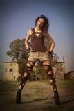 Soldier Silvia royalty free stock photos