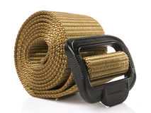 Soldier Tacticle Belt Royalty Free Stock Image