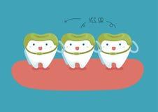 Soldier teeth of dental Royalty Free Stock Photos
