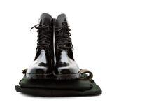 Soldier uniform Stock Images