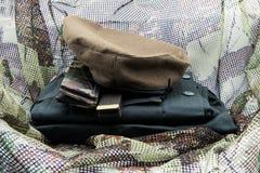 Soldier uniform Royalty Free Stock Photos