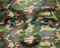 Soldier Stock Image