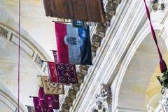 Soldier' церковь s les Invalides Стоковая Фотография
