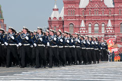 Soldiers of the Armed Forces Stock Image