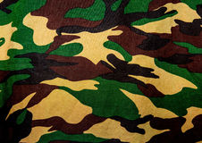 Soldiers Fabric Royalty Free Stock Photos