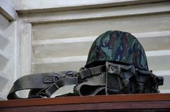 Soldiers Gear Royalty Free Stock Images