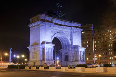Soldiers and Sailors Arch Grand Army Plaza Stock Photography