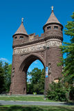 The Soldiers and Sailors Memorial Arch 2 Stock Photography