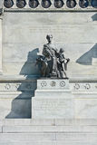 Soldiers and Sailors Monument Base Royalty Free Stock Image
