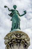 Soldiers & Sailors Monument Stock Image
