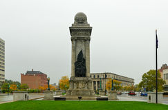 Soldiers and Sailors Monument - Syracuse, NY Stock Images