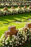 Soldiers tomb at Tyrvään kirkko Stock Image
