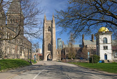 Soldiers Tower, University of Toronto Stock Photography