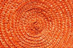 Sole arancione Fotografia Stock