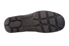 Sole of boot Stock Image