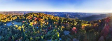 Sole del BM Wilson Autumn Pan di D Fotografie Stock