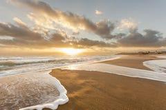Sole della spiaggia Immagine Stock
