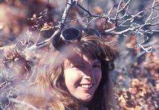 Sole di autunno Fotografie Stock