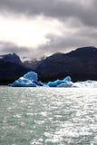 Sole e ghiaccio chiari Fotografie Stock Libere da Diritti
