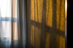 Sole e pareti Immagini Stock Libere da Diritti
